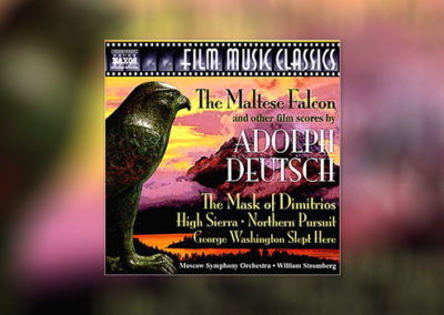 The Maltese Falcon and other Classic Film Scores
