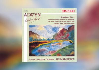 Alwyn – Symphonie Nr. 2