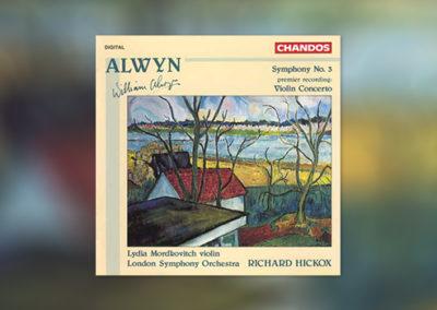Alwyn – Symphonie Nr. 3 / Violinkonzert