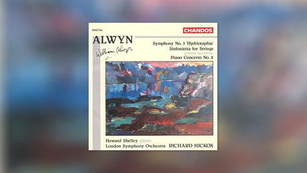 """Alwyn – Symphonie Nr. 5 """"Hydriotaphia"""""""