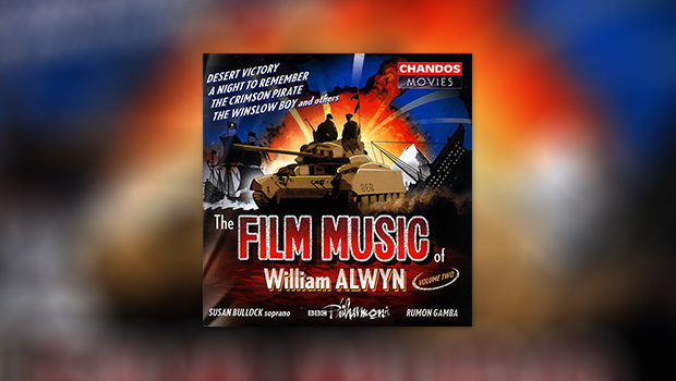 The Film Music of William Alwyn, Vol. 2