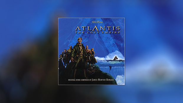 Atlantis — The Lost Empire