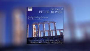 Boyer: The Music of Peter Boyer
