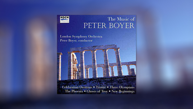 Boyer: The Music of Peter Boyer