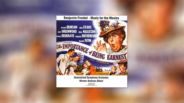 Benjamin Frankel: Music for the Movies (Vol. 2)