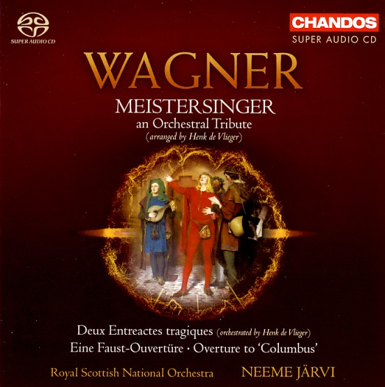 16 CHANDOS; Wagner-Järvi, Meistersinger