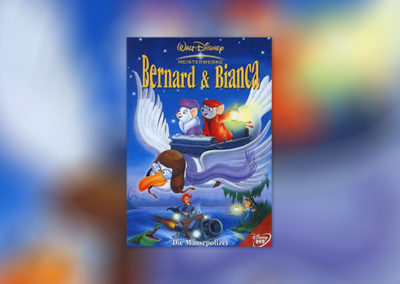 Bernard und Bianca – Die Mäusepolizei
