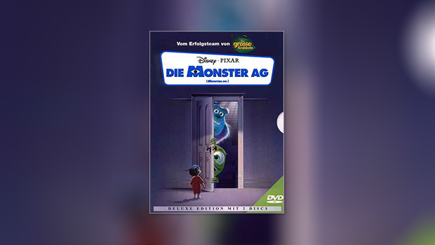 Die Monster AG (Deluxe Edition)
