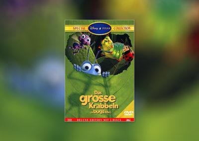 Das große Krabbeln (Deluxe Edition)