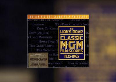 The Lion's Roar: Classic M-G-M Film Scores 1935-1965