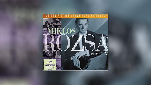 Miklós Rózsa at M-G-M