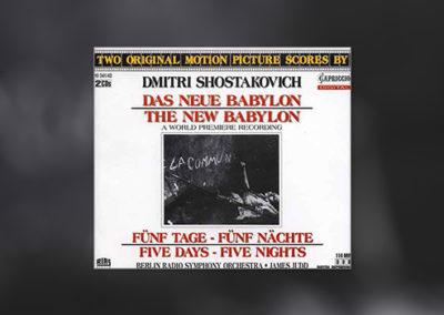 Das neue Babylon / Fünf Tage – Fünf Nächte