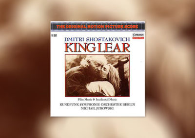 King Lear: Filmmusik – Incidental Music