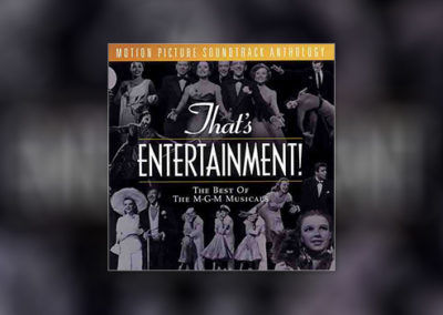 That's Entertainment: The Best of the M-G-M Musicals