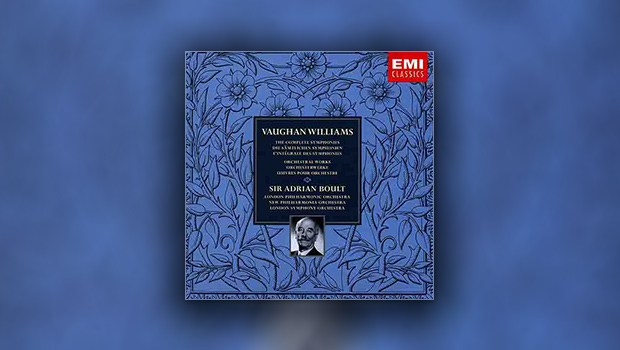 Vaughan Williams: Complete Symphonies, Orchestral Works