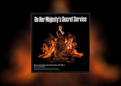 On Her Majesty's Secret Service (expanded)