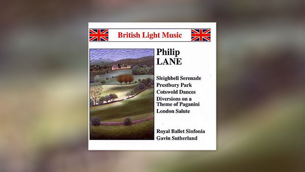 British Light Music: Philip Lane
