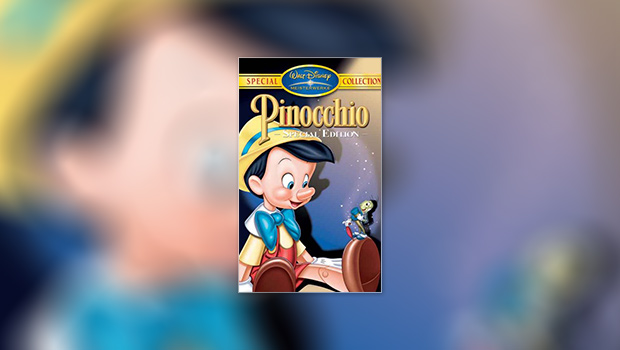 Pinocchio (Disney DVD)