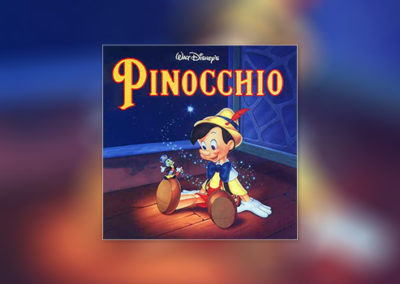 Pinocchio (Disney CD)