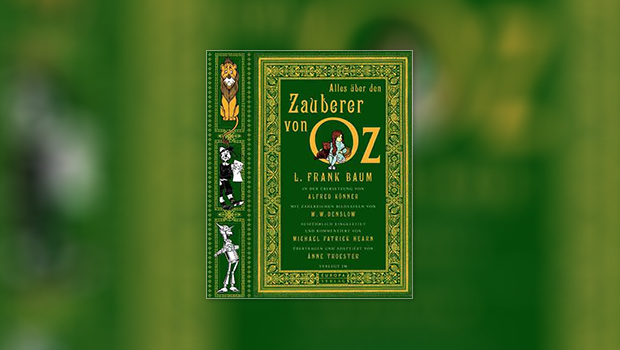 Alles über den Zauberer von Oz
