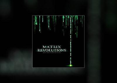 Matrix: Revolutions
