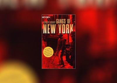 Gangs of New York (Buch)