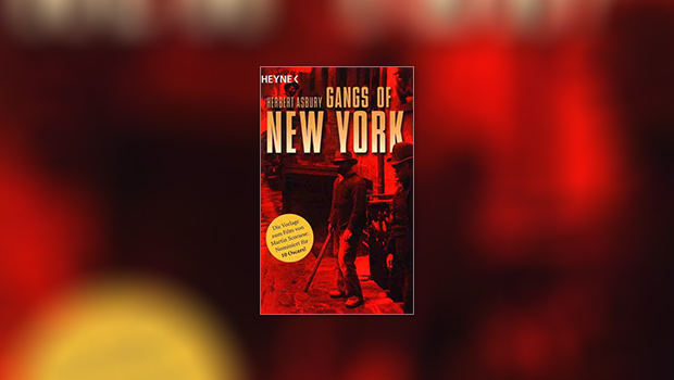 Gangs of New York (Buch)