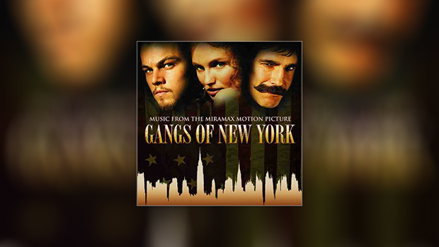Gangs of New York (CD)