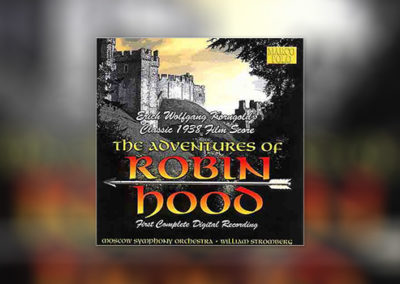 The Adventures of Robin Hood (CD)
