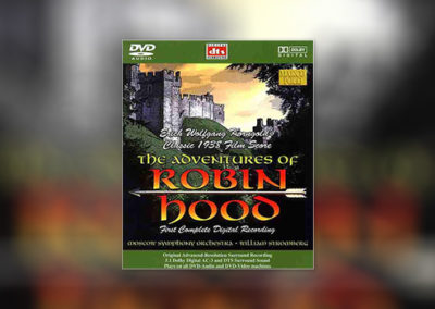 The Adventures of Robin Hood (DVD-A)