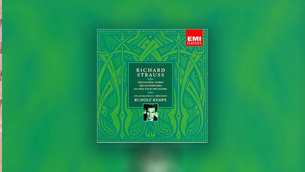 Strauss: Orchestral Works (EMI)