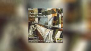 Strauss: Don Quixote etc.
