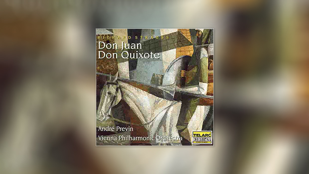 Strauss: Don Quixote etc.