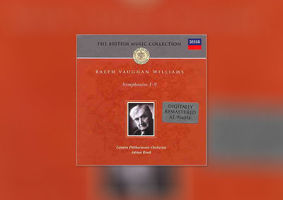 Vaughan Williams: Symphonies 1-9