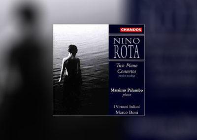 Rota: Two Piano Concertos