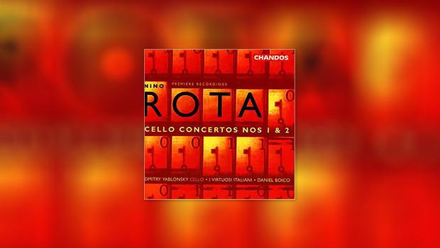 Rota: Cello Concertos Nos 1 & 2