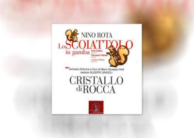 Rota: Lo Scoiattolo in gamba/Cristallo di Rocca