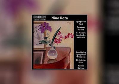 Rota: Symphony No. 3/Concerto festivo