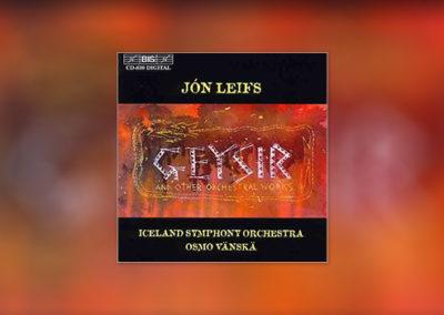 Leifs: Geysir etc.