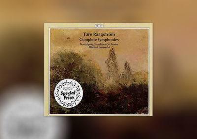 Rangström: Complete Symphonies