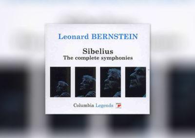 Sibelius: The Complete Symphonies (Sony)