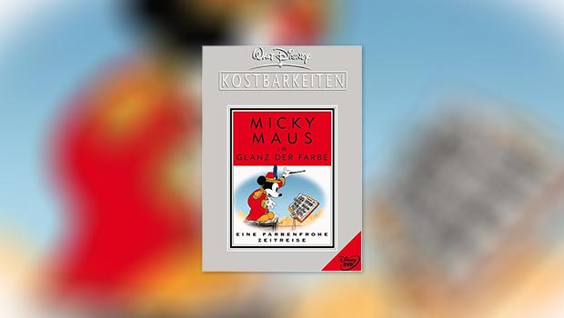 Micky Maus im Glanz der Farbe – eine farbenfrohe Zeitreise