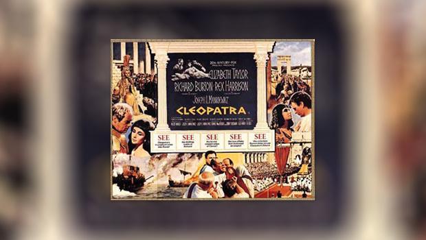 Cleopatra: Größere Version des Plakatmotivs