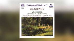 Glasunow: Triumph March, Chopiniana