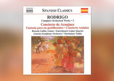 Rodrigo: Concierto di Aranjuez / Concierto Andaluz
