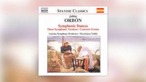 Orbón: Symphonic Dances