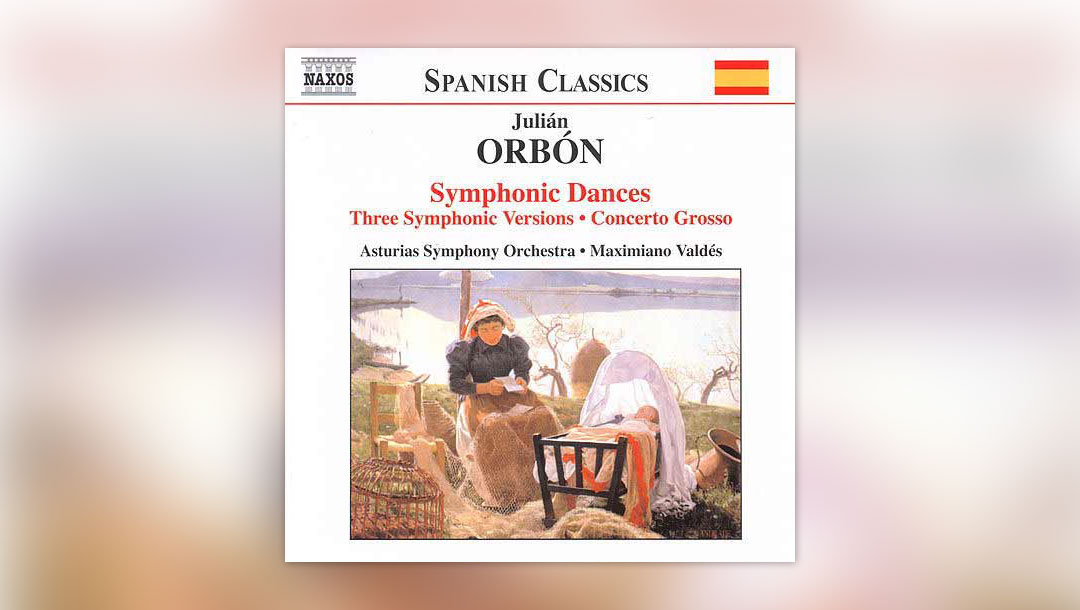 Orbón: Symphonic Dances
