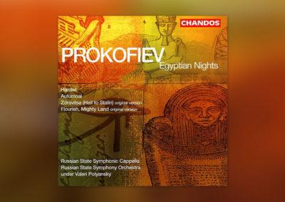 Prokofjew: Egyptian Nights etc.