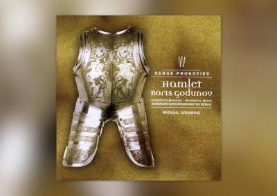 Prokofjew: Hamlet/Boris Godunow