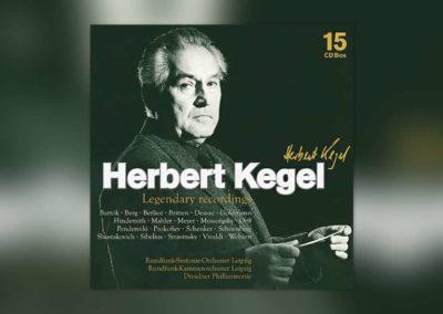 Herbert Kegel – Legendary Recordings